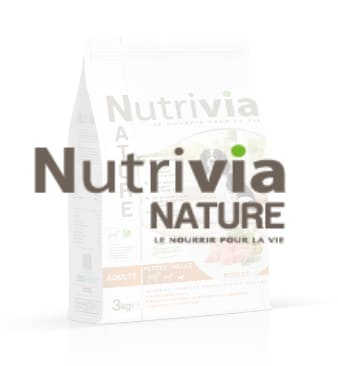 Packaging Nutrivia Nature