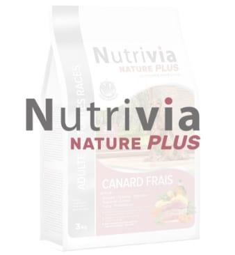 Packaging Nutrivia Nature PLUS